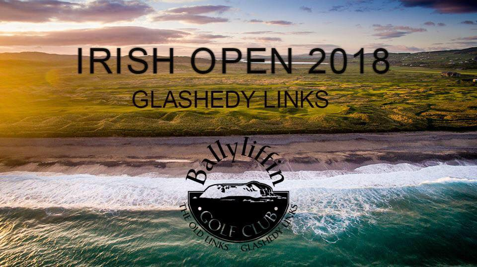 Irish Open Golf 2018
