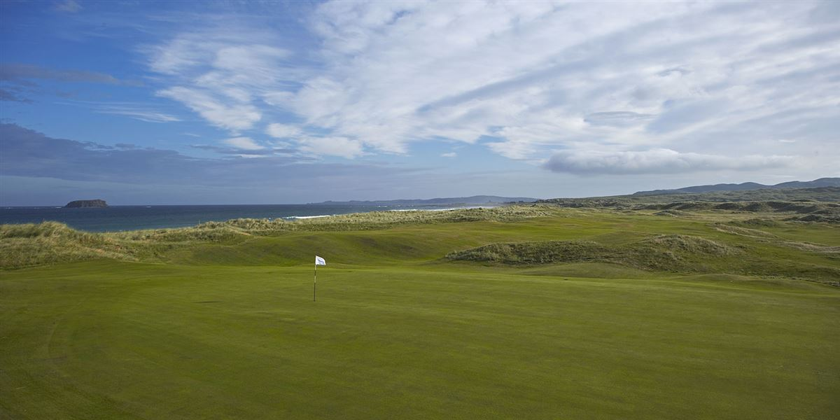 Golf Breaks in Donegal