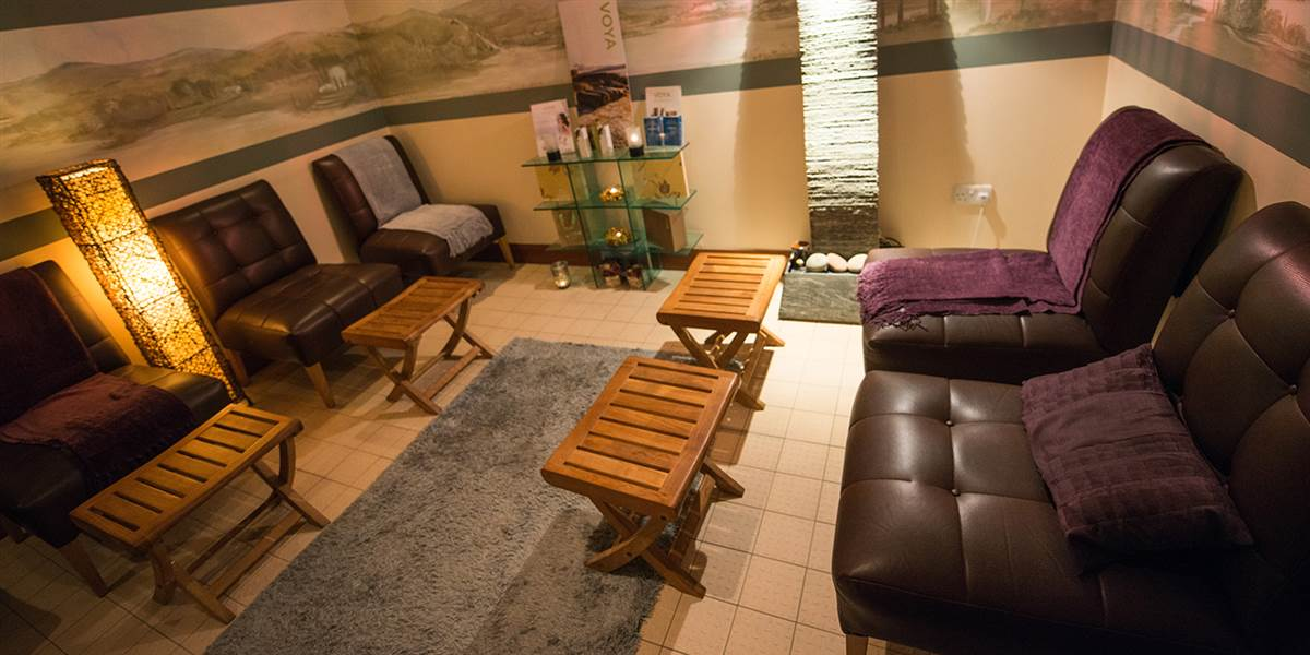 Hotel hair salon hairdressers donegal ballyliffin lodge for Hotels near portrush with swimming pool