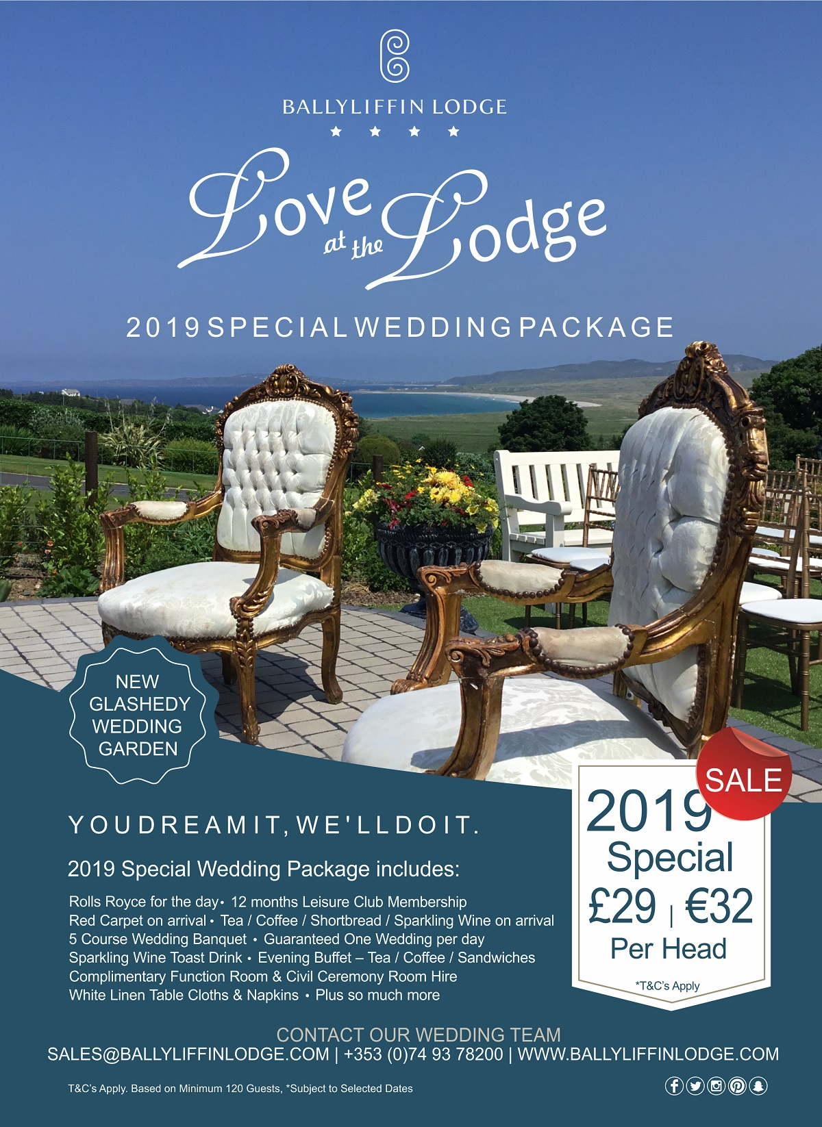 Love at the Lodge 2019