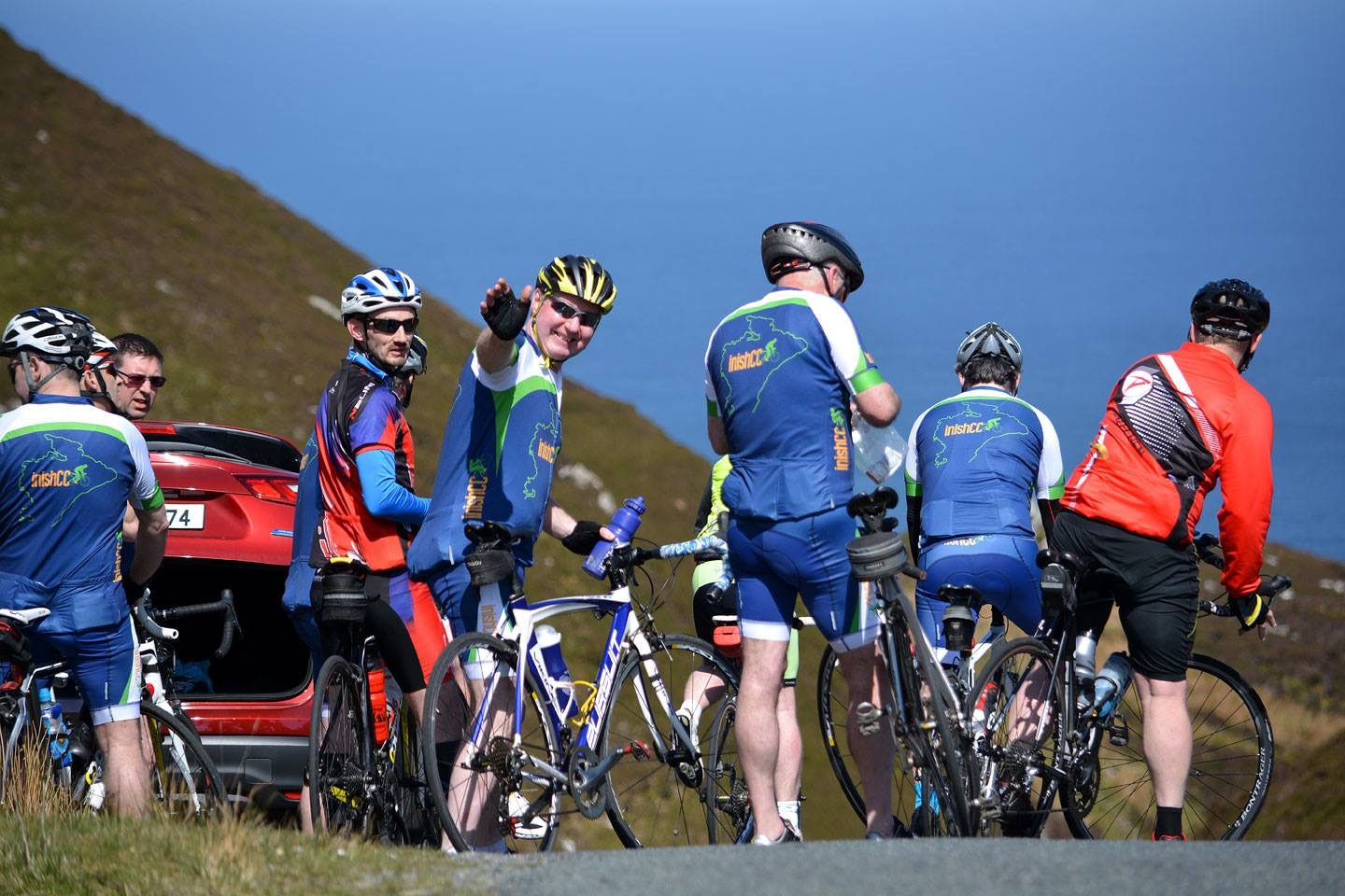 Cycling around Inishowen from Ballyliffin Lodge & Spa
